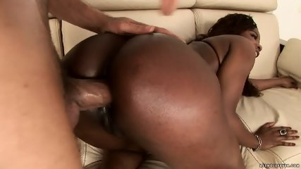 Dick In Big Ebony Ass - scene 6