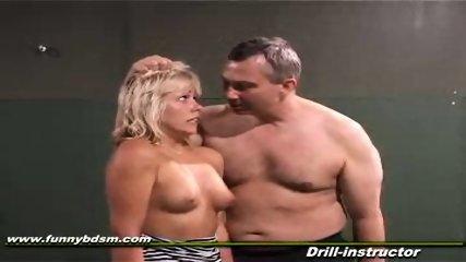 Nice drill instructor - scene 5