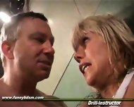 Nice drill instructor - scene 6