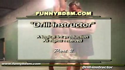 Nice drill instructor - scene 7
