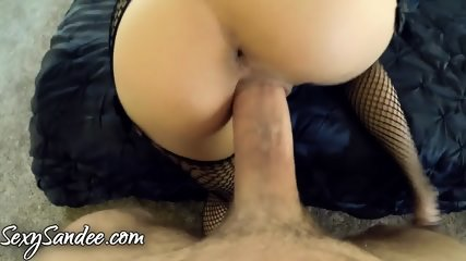 Cum On Hot Girlfriend's Pussy - scene 6
