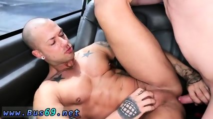 Streaming gay big dick Excited To Be On The Baitbus
