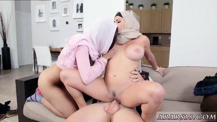 Arab mistress foot worship Art imitating life.
