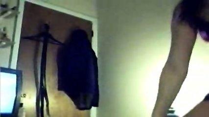 Girl masturbates infront a cam - scene 5