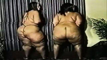 FUNNY Fat Arses dance - scene 9