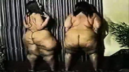FUNNY Fat Arses dance - scene 10