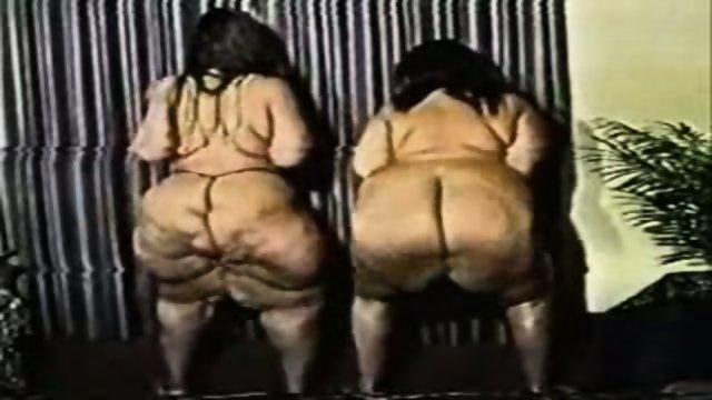 FUNNY Fat Arses dance