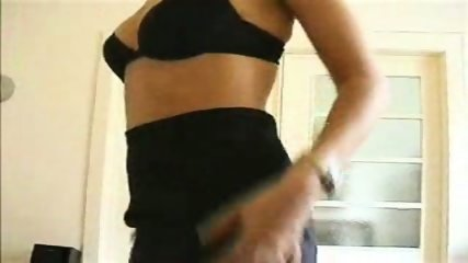 Busty mature is back from work - scene 1