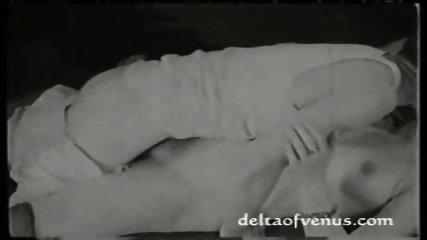 Vintage Porn from 1925 - scene 3