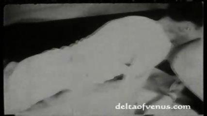 Vintage Porn from 1925 - scene 4