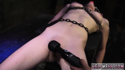 Male bondage edging first time He gets out of the van