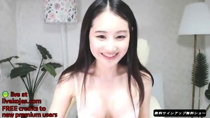 Korean Milf sensual teasing