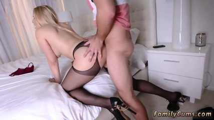 Family strokes big tits xxx Birthday Sex, Butt Not For Dad