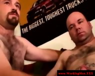 An Old Redneck Suggests His Neighbour To Jerk Him Off