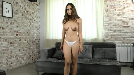 Young Babe Uses Dildo - scene 3