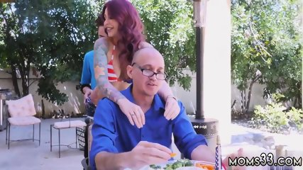 Hot mom anal Awesome 4th Of July Threesome