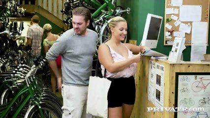 Private.com - Curvy babes fucks in a workshop