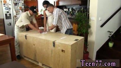 Hispanic milf Mail order threesome