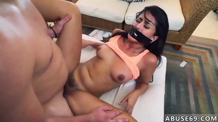 Big boobs spanking and hardcore rough sex xxx Peter told Sophia about some tough porn he