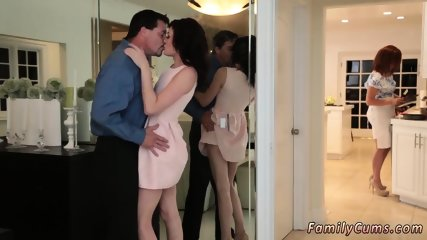 Papa partner s daughter and amateur daddy fucking Risky Birthday Capers With