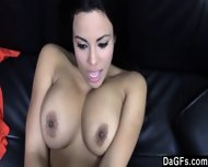 Nice Bitch With Big Boobs Is Ready For The Casting