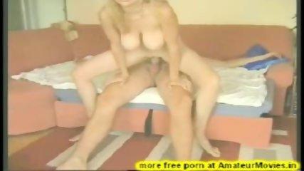 Busty girlfriend riding cock hardcore - scene 2