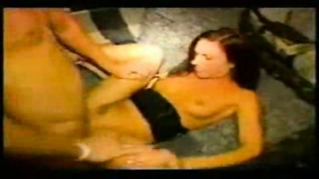 Drunk amateur couple fucking at a party2