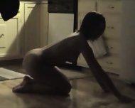 Watch how clean the Floor is - scene 1