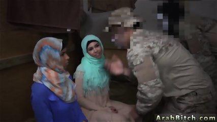 Arab lady and gorgeous muslim Operation Pussy Run!