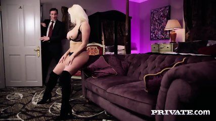 Private.com - Busty blonde Victoria Summers sucks and fucks