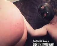 Bdsm Whore Electrocuted And Whacked!