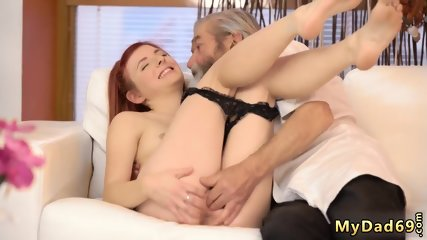 Teen in her bedroom and daisy summers blowjob Vanessa, her bf and his father wished to