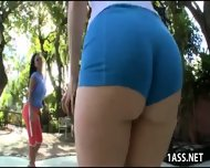 Big Ass Mariah Milano And Linda Gapes