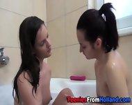 Teen Lesbians Explore - scene 10