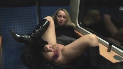Fun on the Train - scene 5