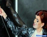 Kety Pearl Showered In Bukkake - scene 12