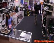 Pawnshop Slut Fingering Her Pussy - scene 5