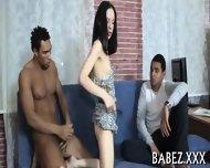 Stranger Bangs Girl Well - scene 5