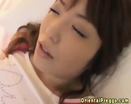 Young Asian Preggo Banged After Bj - scene 9