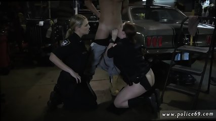 Busted by cops and black milf fucks first time Chop Shop Owner Gets Shut Down