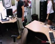Sexy Big Tits Amateur Slut Pussy Fucked By Pawnkeeper - scene 5