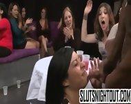 Drunk Milfs At Cfnm Party Suck Cock - scene 4