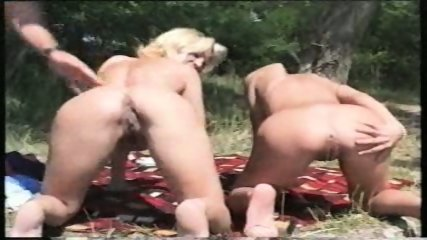 Outdoor Ass Squirting - scene 8