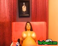 Huge Tit Bbw Cam Chick Show - scene 3
