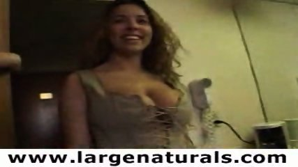 Natural big Tits - scene 3