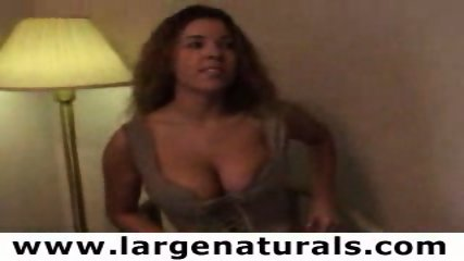 Natural big Tits - scene 4