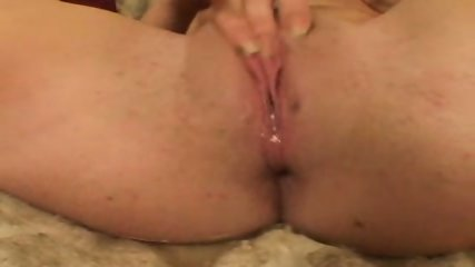 Chick Masturbates and squirts - scene 9