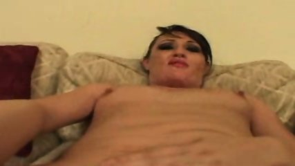 Chick Masturbates and squirts - scene 2