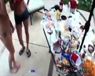 2 Sexy Drunk Hotties From College Get Seduced By Lucky Perv - scene 9