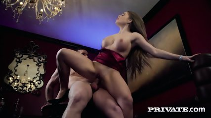 Private.com - Alessandra Jane Gets Cum On Her Tits